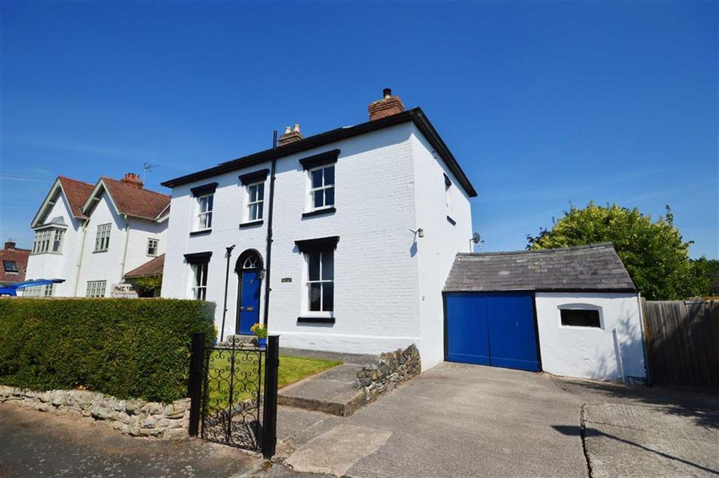 4 Bedrooms Detached House for sale in The Cedars, Pinsley Road, Leominster, Leominster, HR6
