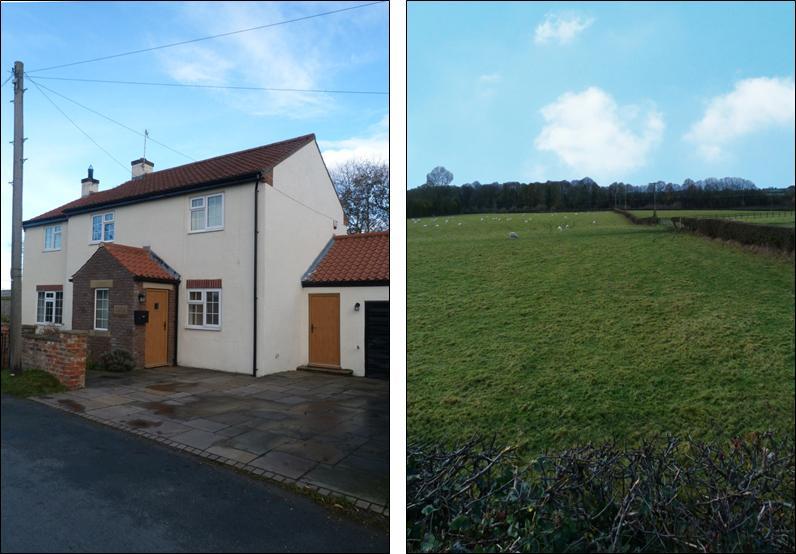 3 Bedrooms Detached House for sale in Primrose Cottage Pottery Lane, Littlethorpe HG4 3LS