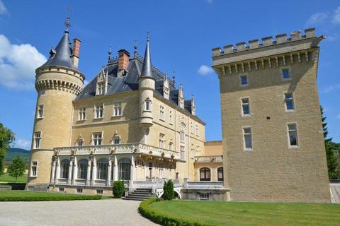 4 bedroom castle  - Cornod, Franche-Comte, France