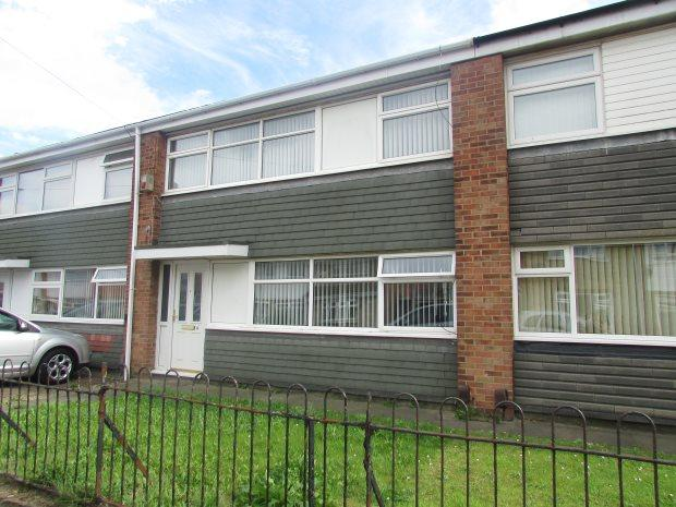 3 Bedrooms Terraced House for sale in JONES ROAD, WEST VIEW, HARTLEPOOL