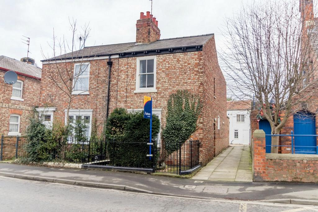 4 Bedrooms Semi Detached House for sale in Heworth Road, YORK