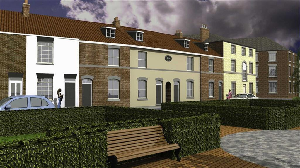 2 Bedrooms Terraced House for sale in Trinity Lane, Beverley
