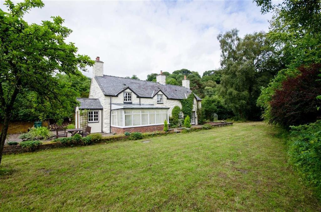 3 Bedrooms Detached House for sale in Llanfihangel Glyn Myfyr, Corwen