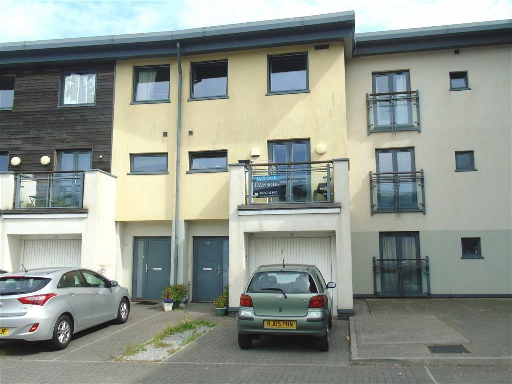 4 Bedrooms Town House for sale in St Stephens Court, Marina, Swansea