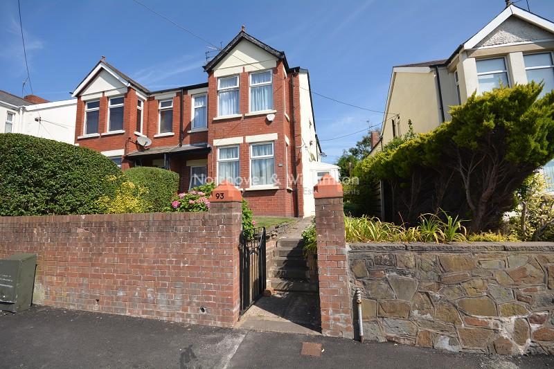 4 Bedrooms Semi Detached House for sale in Wentloog Road, Rumney, Cardiff. CF3