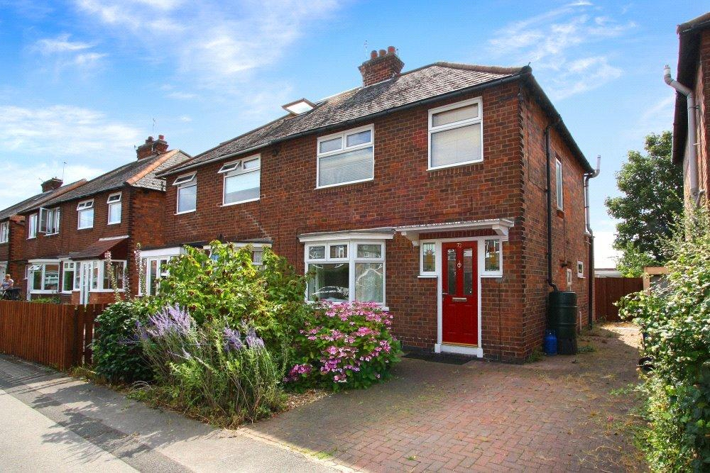 3 Bedrooms Semi Detached House for sale in Eltham Road, West Bridgford, Nottingham, NG2