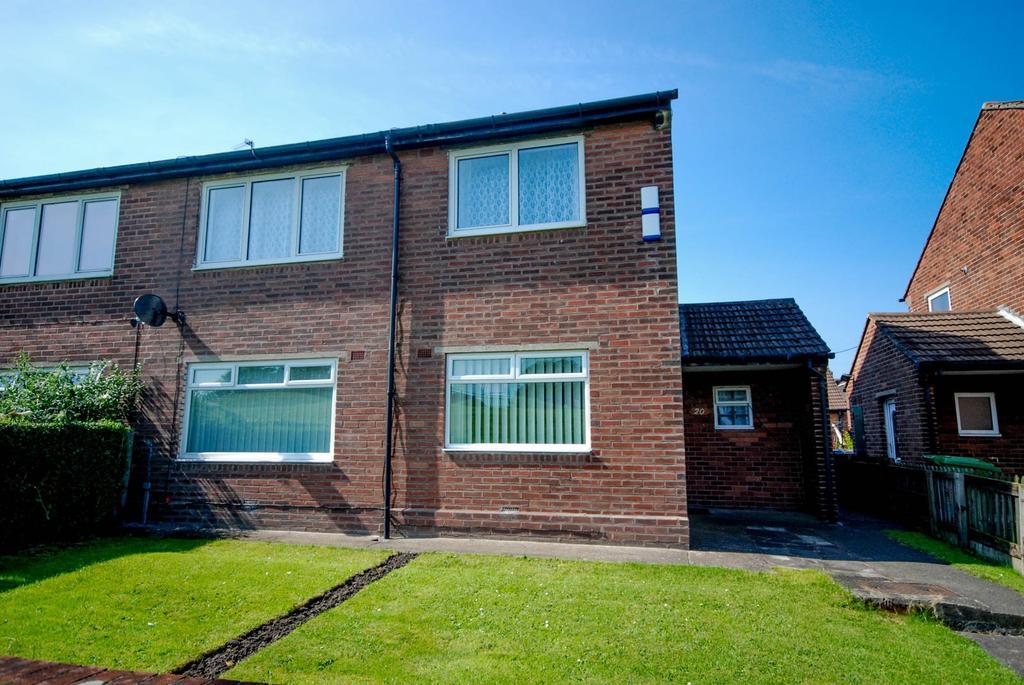 2 Bedrooms Flat for sale in Suffolk Road, Hebburn