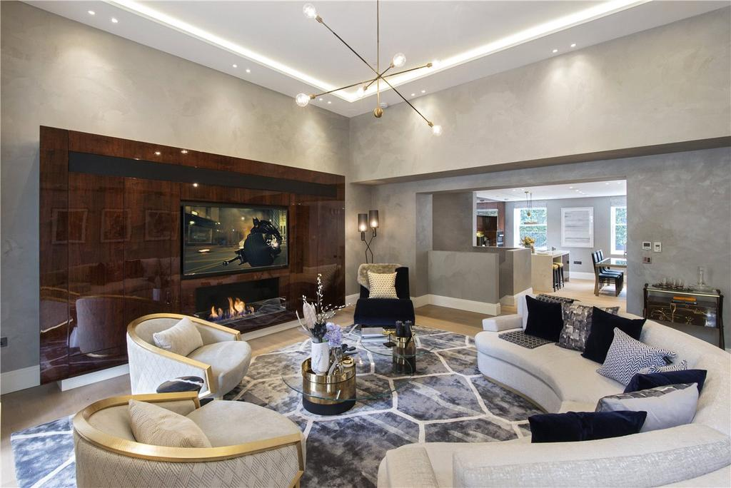 3 Bedrooms Flat for sale in The Constable, The Park Crescent, Regent's Park, London, W1B
