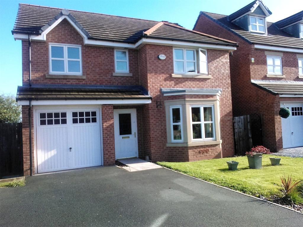 4 Bedrooms Detached House for sale in Mayfair Drive, Sydney Crewe, Cheshire, CW1
