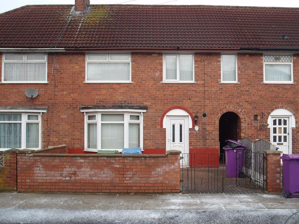 3 Bedrooms Terraced House for sale in Manica Crescent, Fazakerley, Liverpool, L10