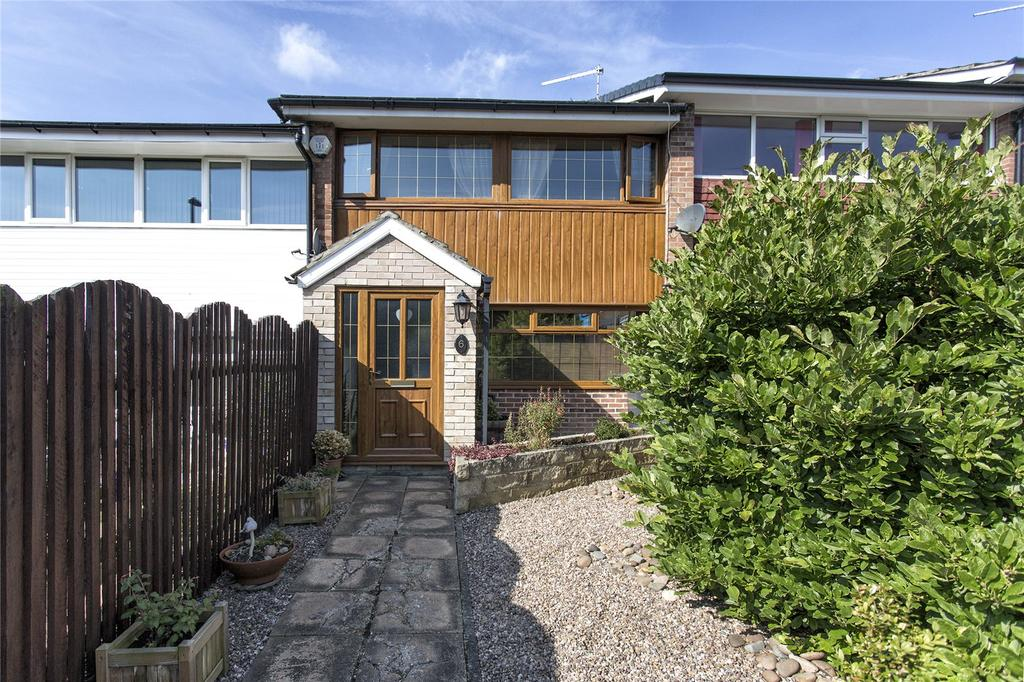 3 Bedrooms Terraced House for sale in Moorcroft Drive, Dewsbury, West Yorkshire, WF13
