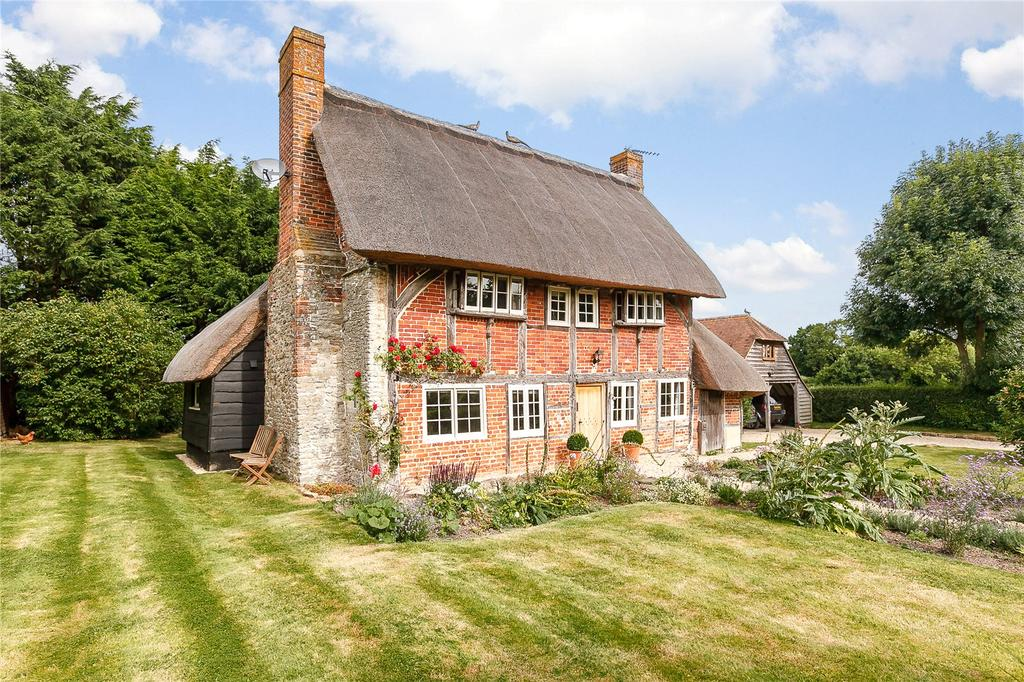 3 Bedrooms Detached House for sale in West Challow, Wantage, Oxfordshire