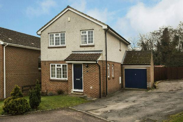 4 Bedrooms Detached House for sale in Dove Close, Lower Earley, Reading,