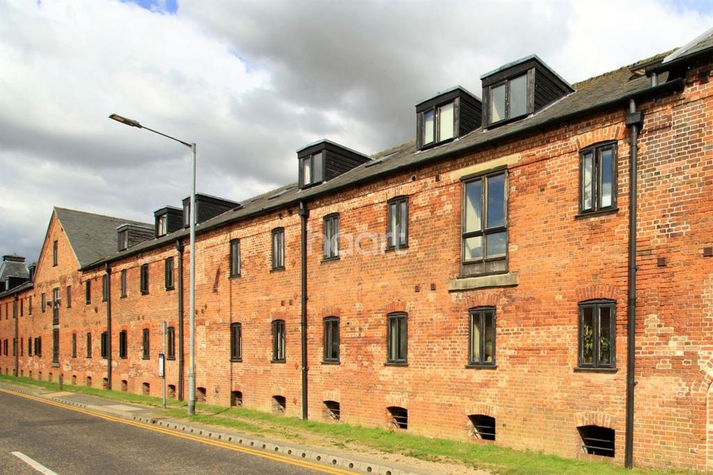2 Bedrooms Flat for sale in The Maltings, Dereham