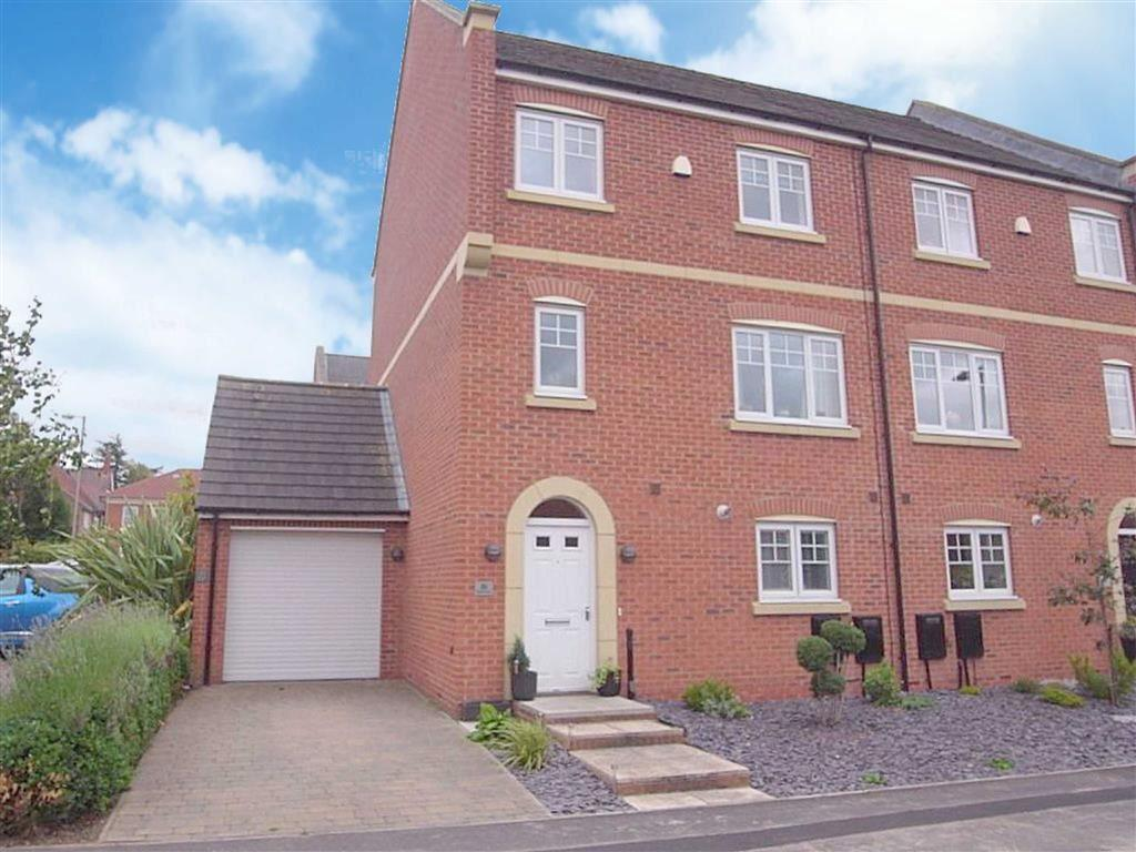 4 Bedrooms Semi Detached House for sale in Glaisdale Court, Darlington
