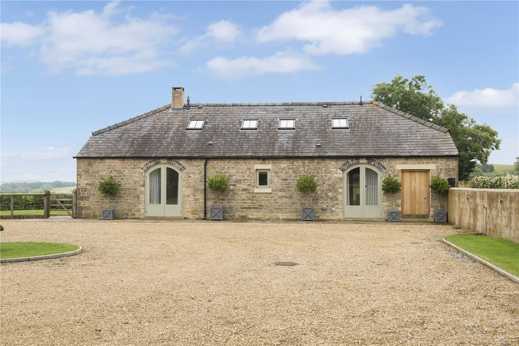 4 Bedrooms Detached House for sale in Elkstone, Cheltenham, Gloucestershire
