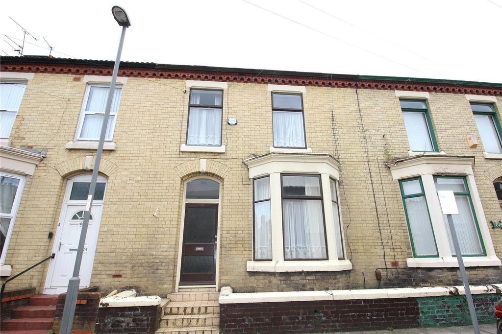3 Bedrooms Terraced House for sale in Esmond Street, Liverpool, Merseyside, L6