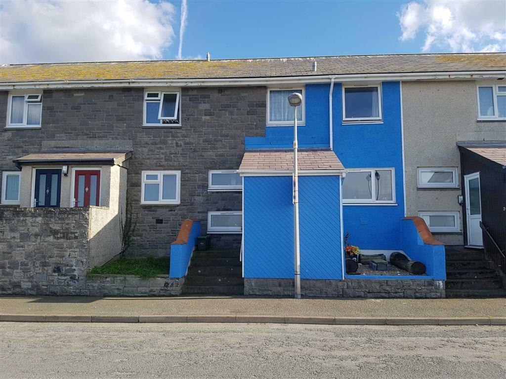3 Bedrooms Terraced House for sale in Glan Y Mor, Aberaeron, Ceredigion