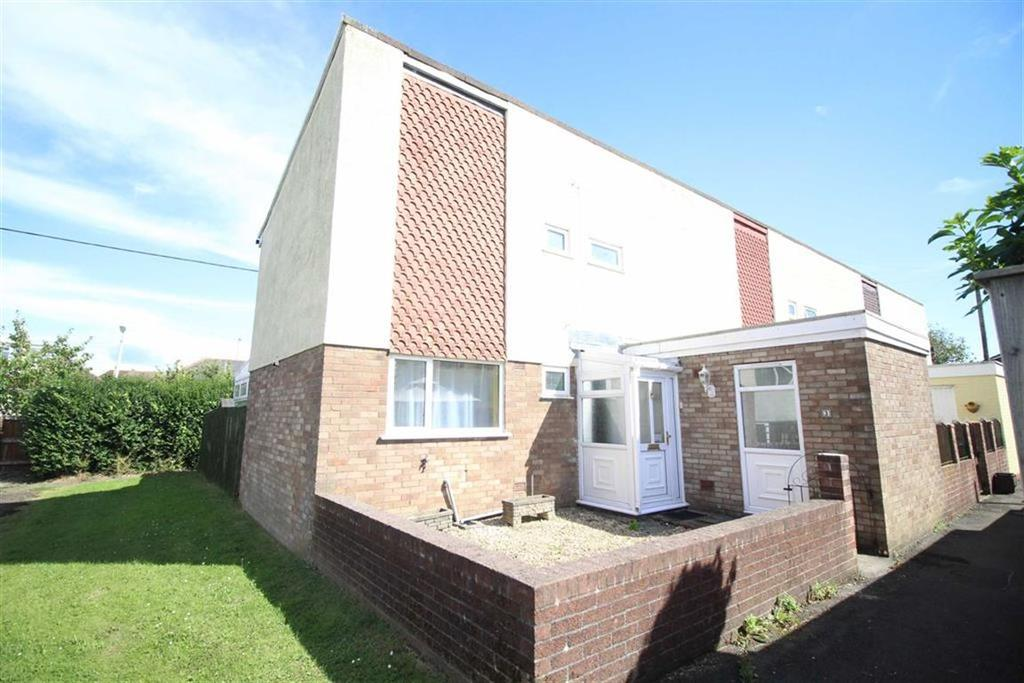 2 Bedrooms End Of Terrace House for sale in Lancaster Road, New Inn