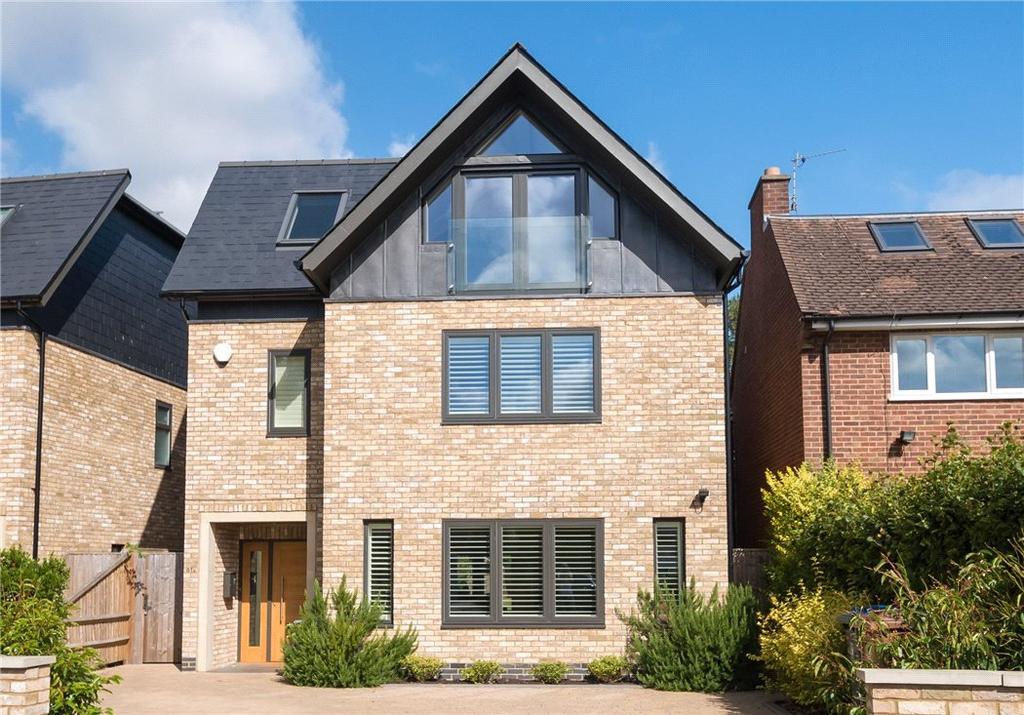 5 Bedrooms Detached House for sale in Blandford Avenue, Oxford, Oxfordshire, OX2
