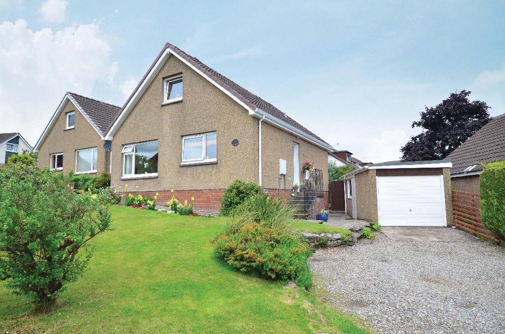 4 Bedrooms Detached House for sale in 22 Venacher Avenue, Callander, Stirling, FK17 8JQ