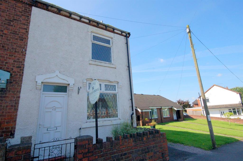 3 Bedrooms End Of Terrace House for sale in High Street, Halmer End