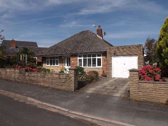 2 Bedrooms Detached Bungalow for sale in Villiers Crescent Eccleston, St. Helens