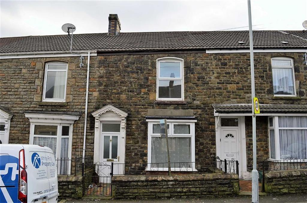 3 Bedrooms Terraced House for sale in Robert Street, Swansea, SA5