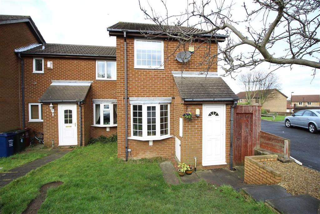 2 Bedrooms End Of Terrace House for sale in Hensby Court, Newcastle Upon Tyne, NE5