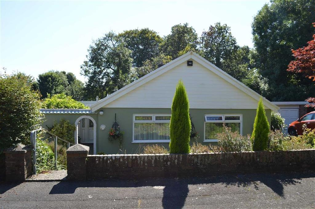 3 Bedrooms Detached Bungalow for sale in The Beeches Close, Swansea, SA2