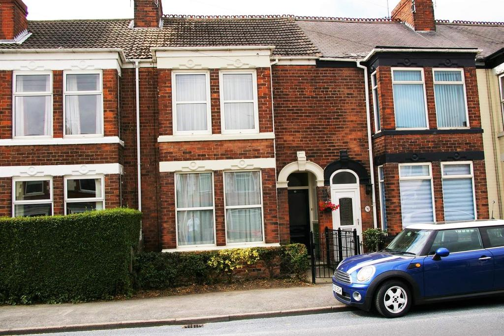3 Bedrooms Terraced House for sale in New Village Road, Cottingham