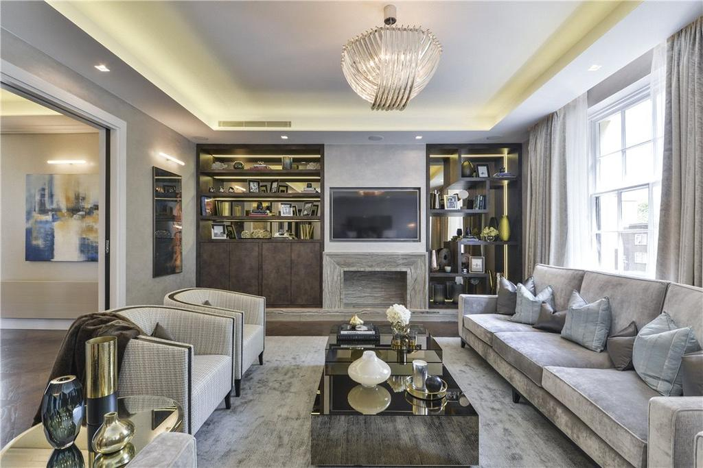 3 Bedrooms Flat for sale in Hyde Park Square, Hyde Park, London, W2