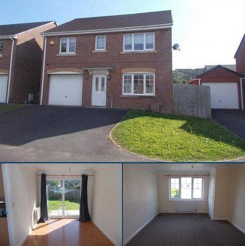 4 bedroom detached house for sale - Penrhiwtyn Drive, Cwrt Penrhiwtyn, Neath, Neath Port Talbot.