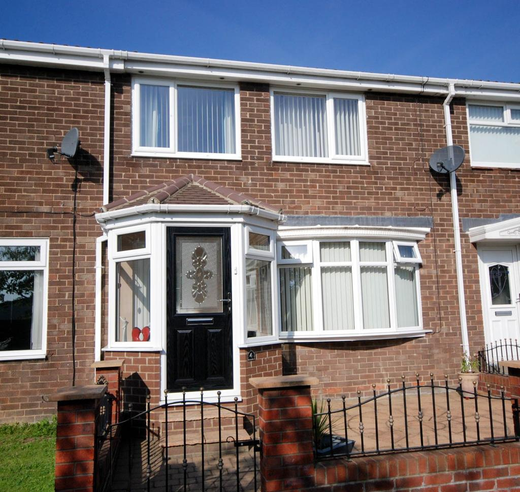 3 Bedrooms House for sale in Hereford Way, Fellgate