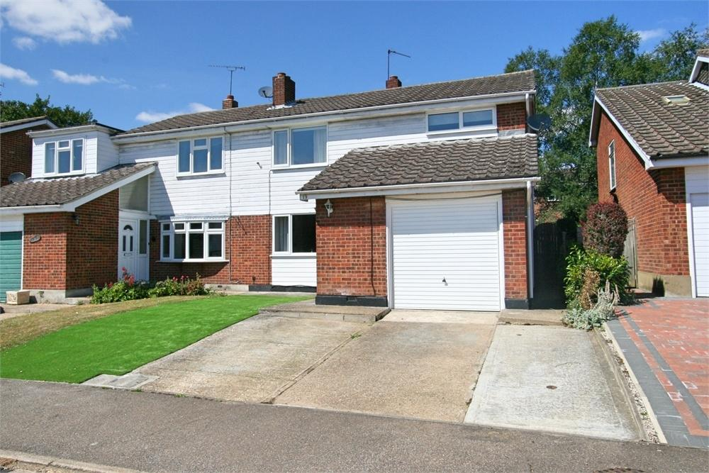 4 Bedrooms Semi Detached House for sale in Harvey Road, Great Totham, MALDON, Essex