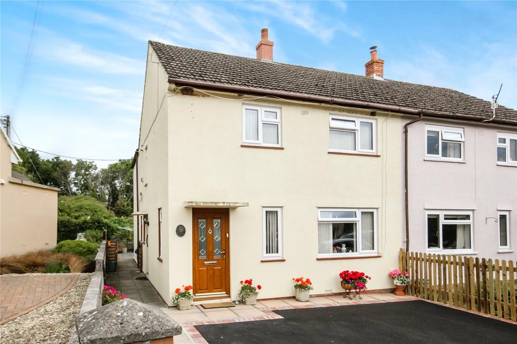 3 Bedrooms Semi Detached House for sale in Tai North, Pennorth, Brecon, Powys