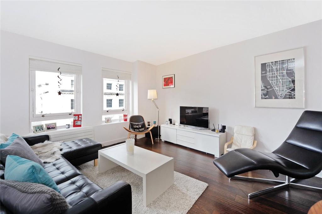 2 Bedrooms Flat for sale in Kensington Church Street, Kensington, London