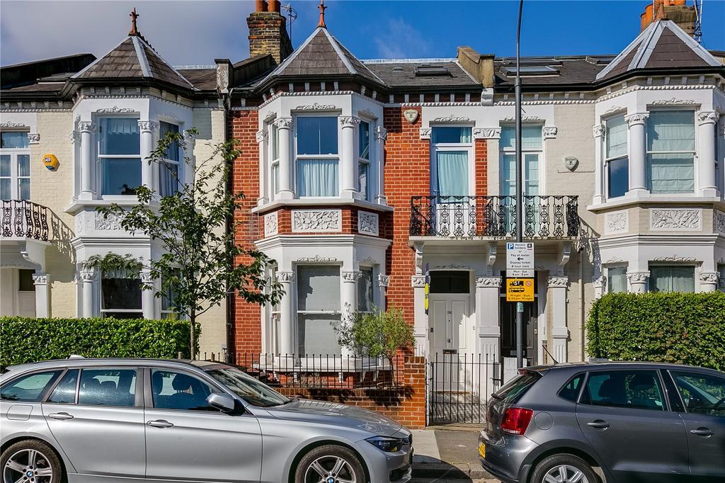 4 Bedrooms Terraced House for sale in Felden Street, Parsons Green, London