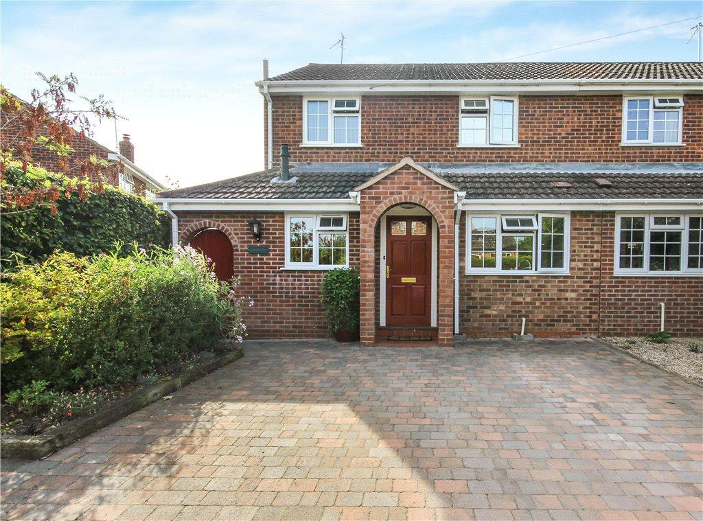 3 Bedrooms Semi Detached House for sale in Church Lane, Defford, Worcester, Worcestershire, WR8