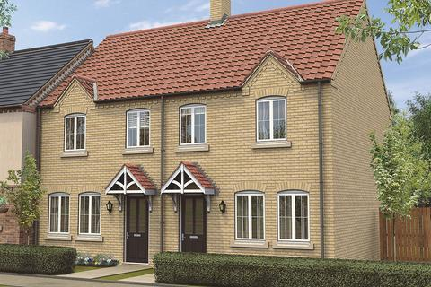 3 bedroom semi-detached house for sale - Plot 91 and 92, The Chelsea, The Swale, Corringham Road