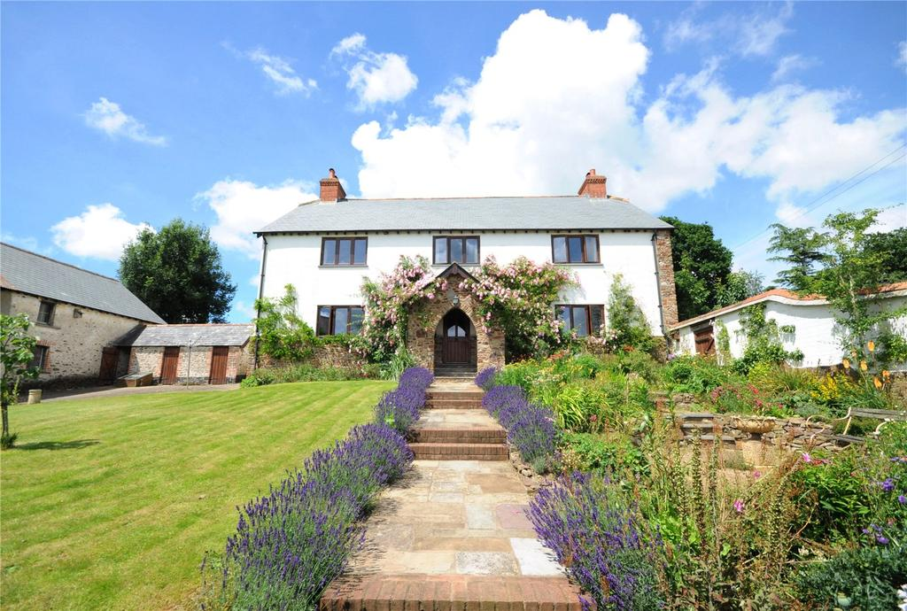 7 Bedrooms Barn Conversion Character Property for sale in Bishops Nympton, South Molton, Devon, EX36