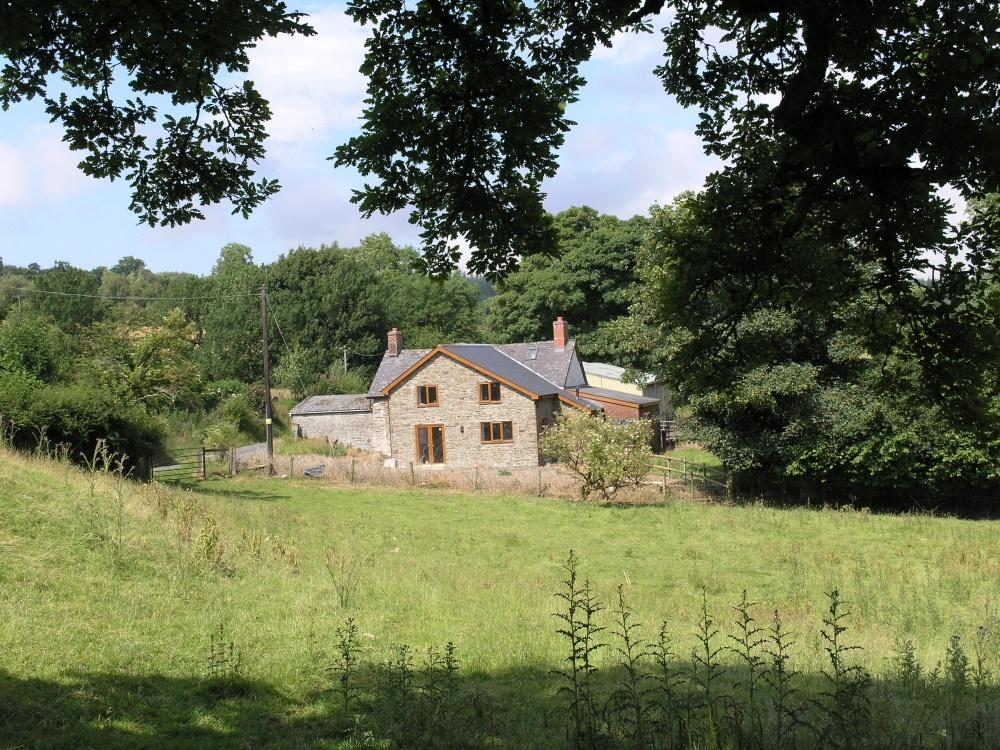 4 Bedrooms Country House Character Property for sale in Felindre, Knighton, LD7