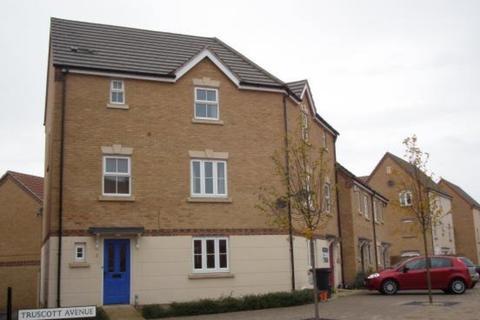 4 bedroom end of terrace house to rent - Truscott Avenue, Swindon, SN25