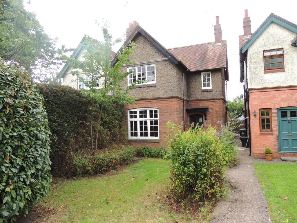3 Bedrooms Semi Detached House for sale in Hatton Terrace, Warwick