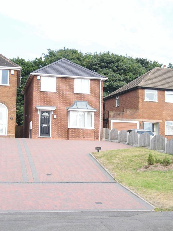 3 Bedrooms Detached House for sale in Fordbrook Lane,Pelsall,Walsall