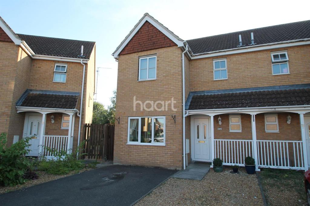 3 Bedrooms Semi Detached House for sale in Dagless Way, March
