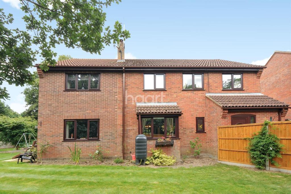 4 Bedrooms Detached House for sale in South Green, Dereham