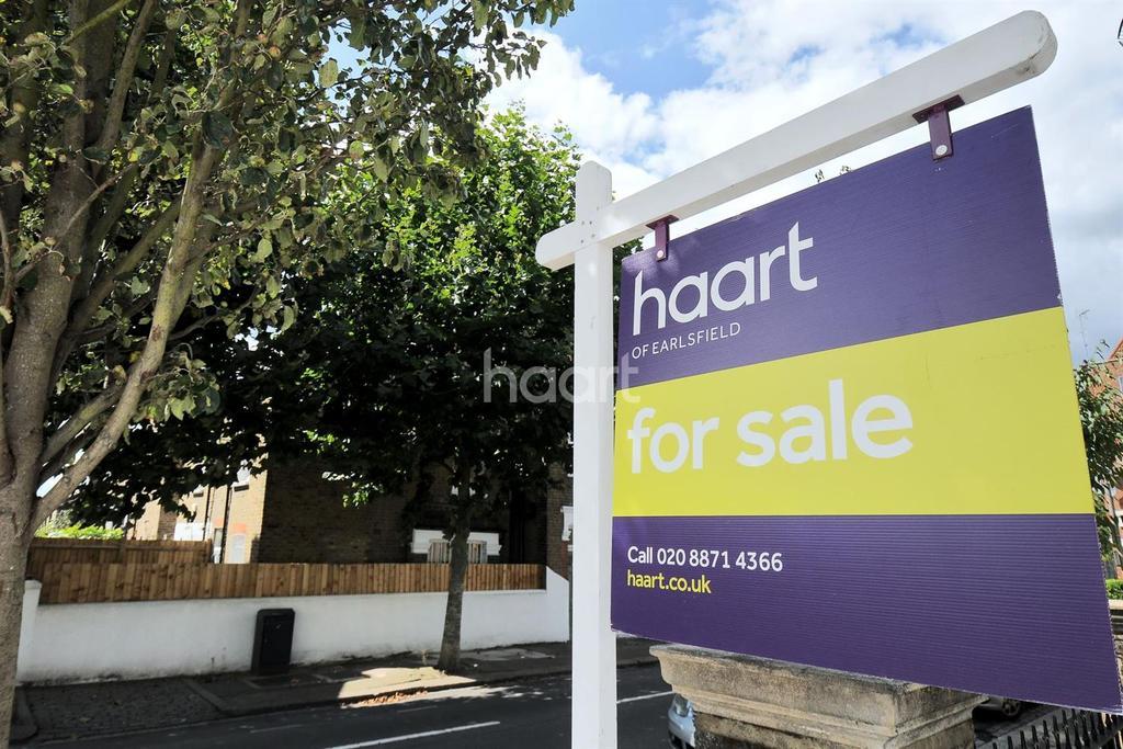 3 Bedrooms Terraced House for sale in Wilna Road, Earlsfield SW18