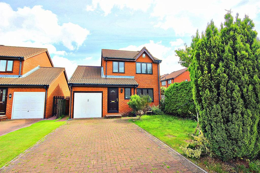 3 Bedrooms Detached House for sale in Durham Place Birtley, Chester Le Street