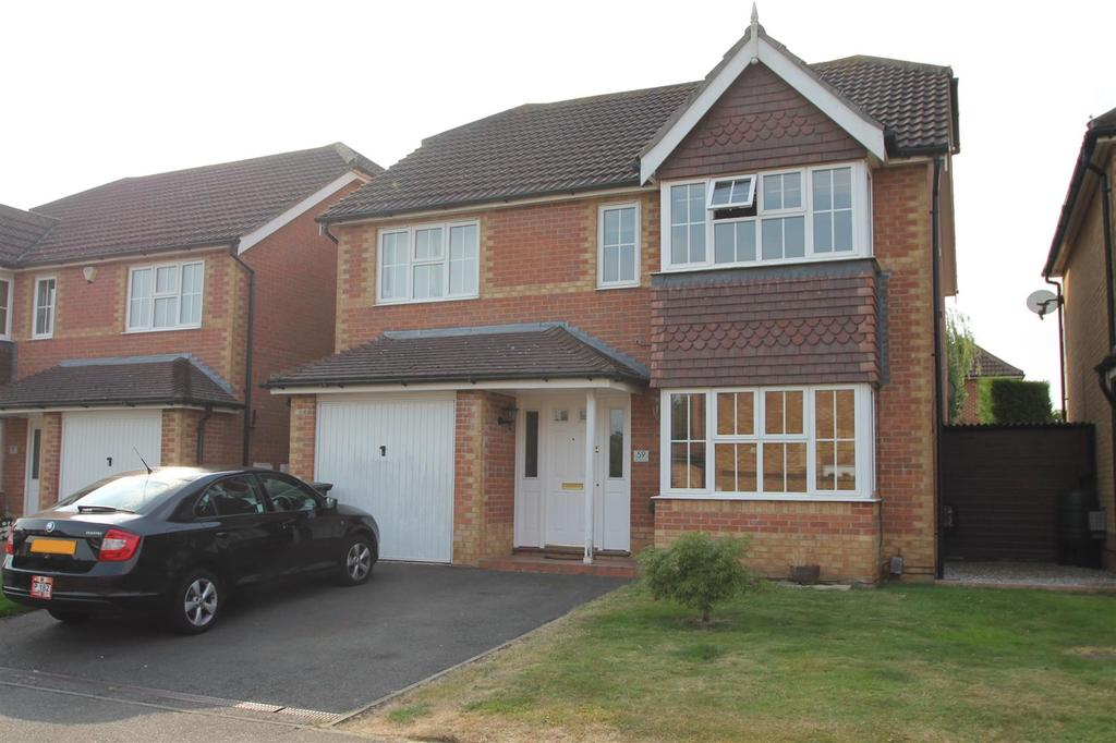 4 Bedrooms Detached House for sale in Lockham Farm Avenue, Boughton Monchelsea, Maidstone